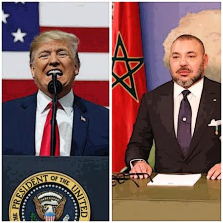 Trump_MohammedVI_SidebySide_s